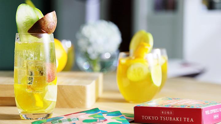 美容や健康に感心が高い方にオススメのお茶!【乳酸発酵茶末】【東京椿茶】