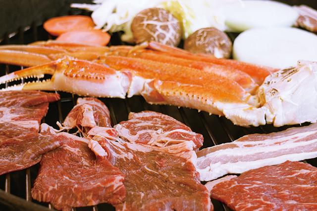 茨城『こもれび 森のイバライド』「カニフェス 年のはじめはカニ食べよう」を開催中!