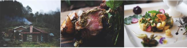 人口1,500人の村、阿蘇郡産山村のレストラン・aso うぶやまキュッフェによる「山の奥のジビエ&ワインディナー」2月20日・21日開催!