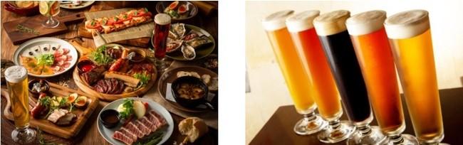 オーブン料理や薫製料理とクラフトビールのペアリングを楽しめる!「横浜キッチン」3月9日、「郡山キッチン」3月12日オープン!