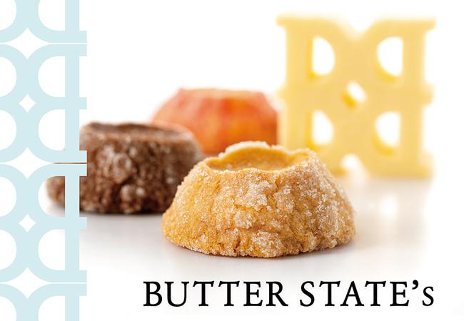 3人のシェフによるバター合衆国が誕生!本格バタースイーツ専門店「BUTTER STATE's」池袋&丸の内に同時OPEN!